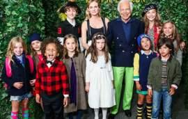 Polo Ralph Lauren Children's Fall 2015 | Kids Fashion