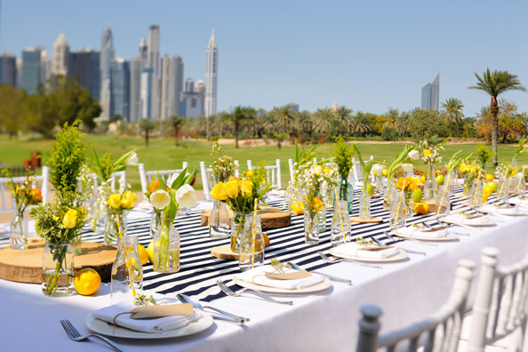 The Address Wedding Fair 2015, The address montgomerie dubai
