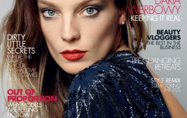 Meet Cover Star Daria Werbowy & Discover What's Inside The November Issue