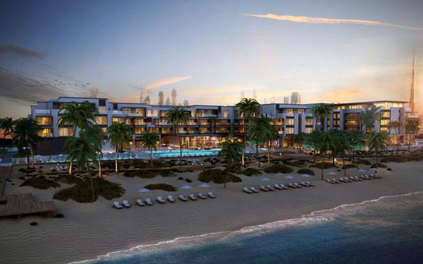 Nikki Beach Resort & Spa Dubai,