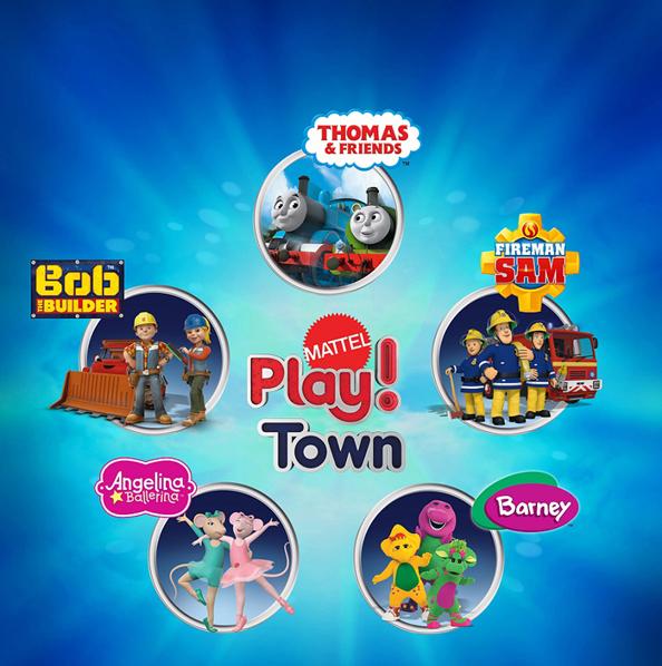 Mattel Play Town, Meraas