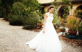 Top Three Local Tailors To Custom Make Your Wedding Dress