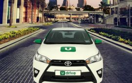 Hurrah, You Can Now Rent A Car By The Minute In Dubai