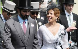 10 Moments Sheikh Mohammed And Princess Haya Were The Perfect Couple