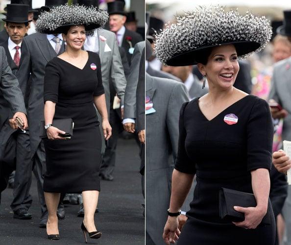 Princess Haya at Royal Ascot