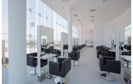 Popular Dubai Hair Salon Destroyed In Fire