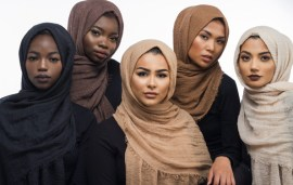 Muslim Blogger Creates A Range Of Hijabs For Every Skin Tone