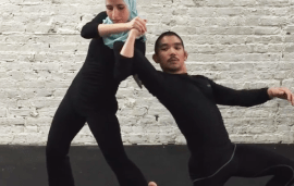 This 20-Something Is Teaching Muslim Women To Defend Themselves From The 'Hijab Grab'
