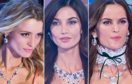 Middle Eastern Jeweller Sends Dhs44 Million Of Pieces Down The Victoria's Secret Runway