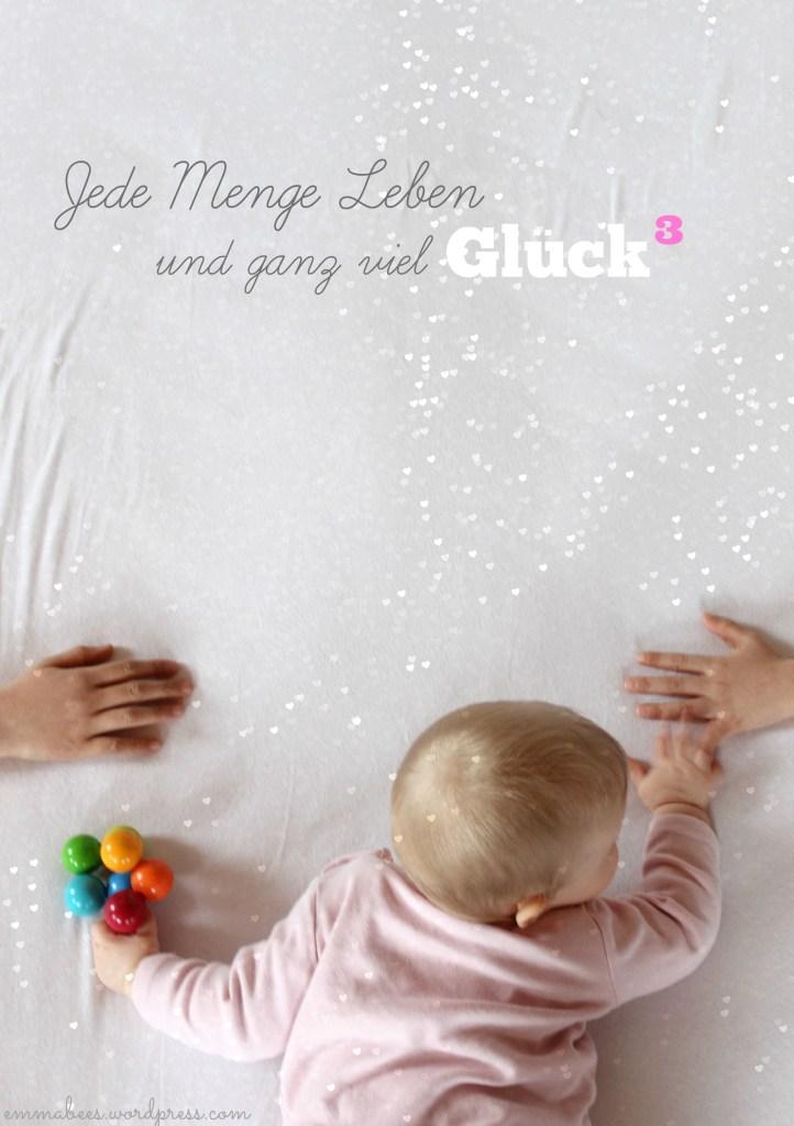 Über das Mamasein – …und darüber welches das einzige Buch ist, dass man als frischgebackene Mami wirklich braucht…