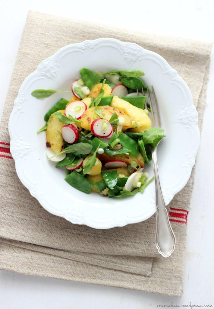 Der Salat der sooooo gut tut UND glücklich macht…