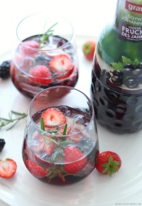 EmmaBee Rezept Sommer-Cocktail