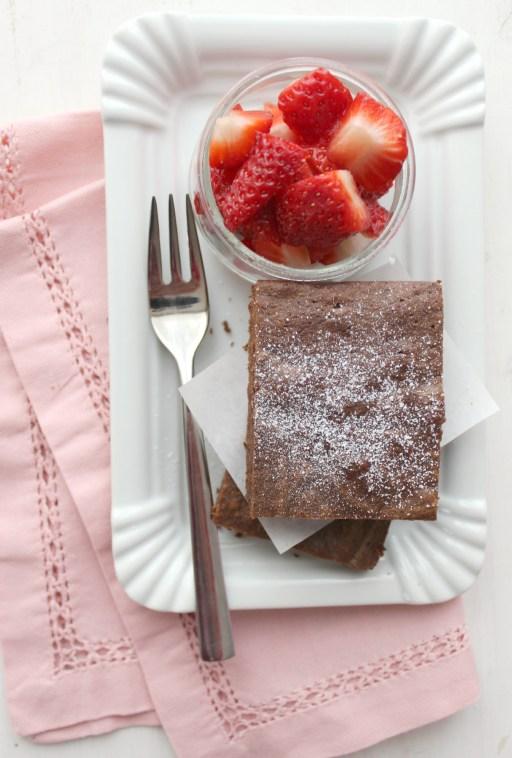 EmmaBee Schokoladenkuchen