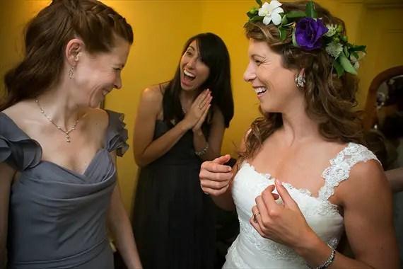 Dennis Drenner Photographs - baltimore wedding - bride getting ready