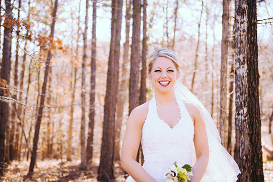 Vinson Images - arkansas real wedding