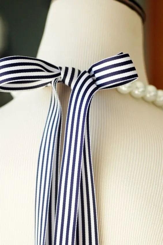 nautical wedding pearls