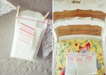 diy tissue favors