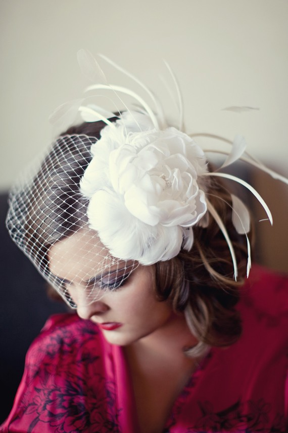 bridal fascinators