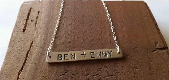 ben emmy necklace