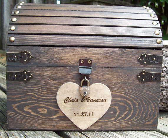 keepsake card box