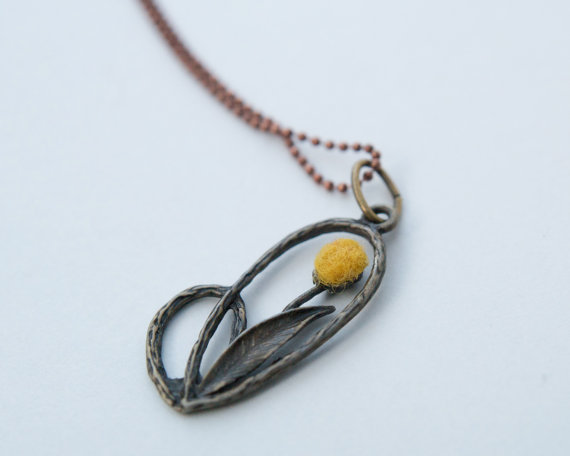 billy ball necklace