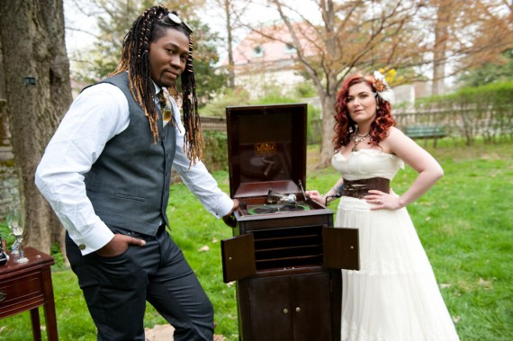 steampunk photography