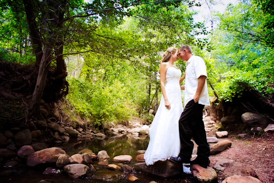 payson arizona wedding