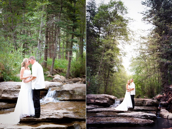 Christopher Creek Wedding