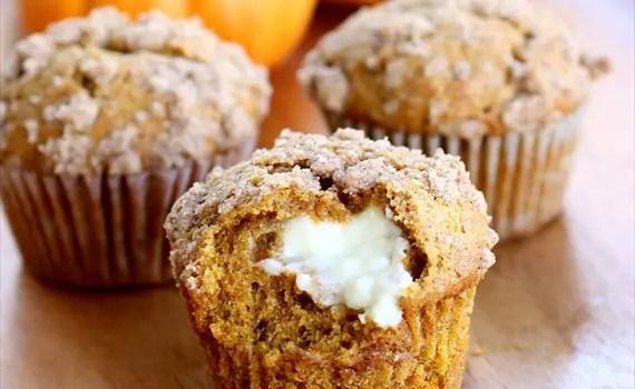 pumpkin-cream-cheese-muffins