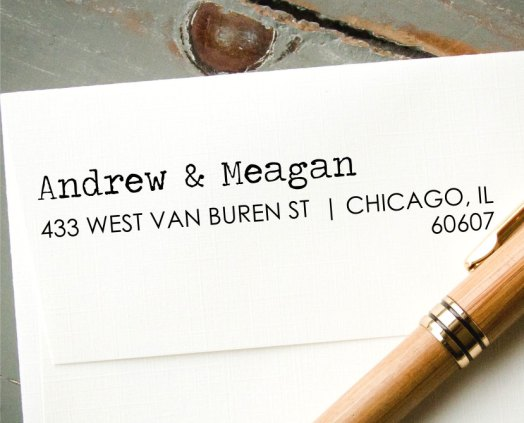 custom address stamp - image 7