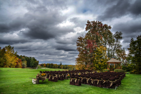 michigan wedding in the Fall