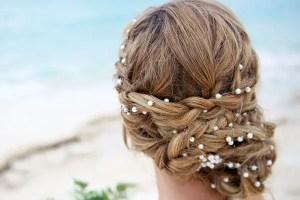 Pearl Headband Wrap