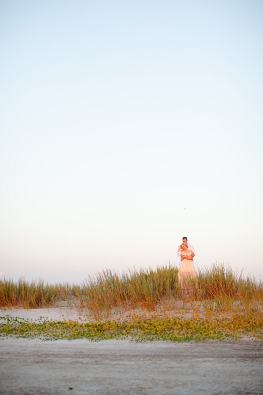 Topsail Island Engagement Pictures-11