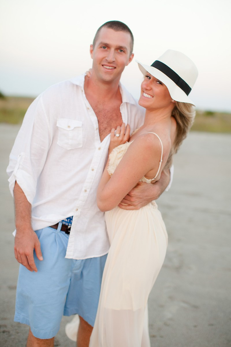 Topsail Island Engagement Pictures-15