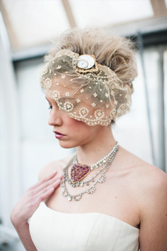 The Ritzy Rose 2013 Collection (via EmmalineBride.com)