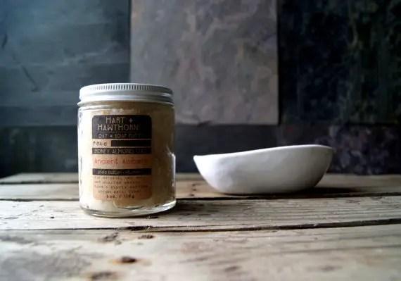 ancient ambers salt scrub