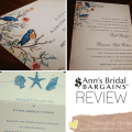 ann's bridal bargains review