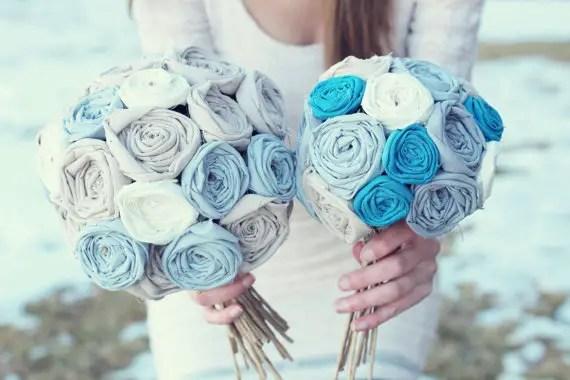 Faux Flower Bouquets (bouquet: the sunflower stand)