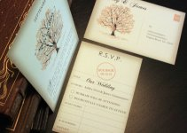book inspired wedding invitations 5