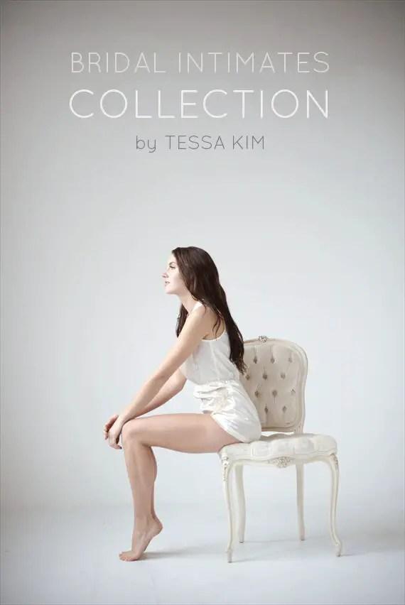 Bridal Lingerie by Tessa Kim