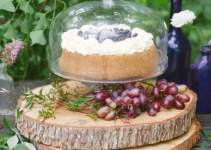 cake dome for outdoor wedding