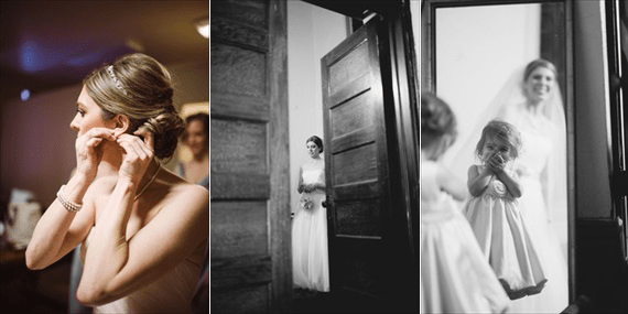 LaCoursiere Photography - bride getting ready before wedding