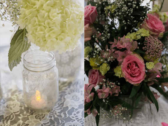 Events by Elaine - martin center wedding