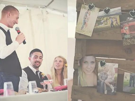 MCMD Photography - vermont backyard wedding