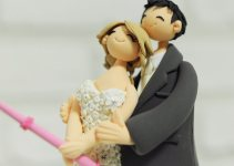 Fishing Cake Topper for Wedding / Groom's Cake