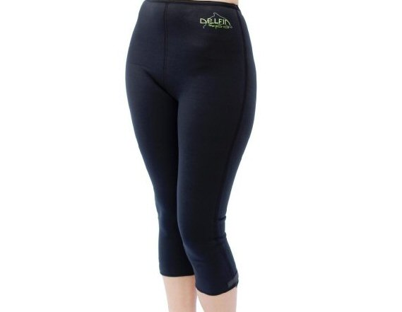 Top 20 Fitness Accessories (via EmmalineBride.com): #3 Delfin Spa Capris