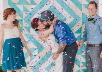 geometric-wedding-backdrop