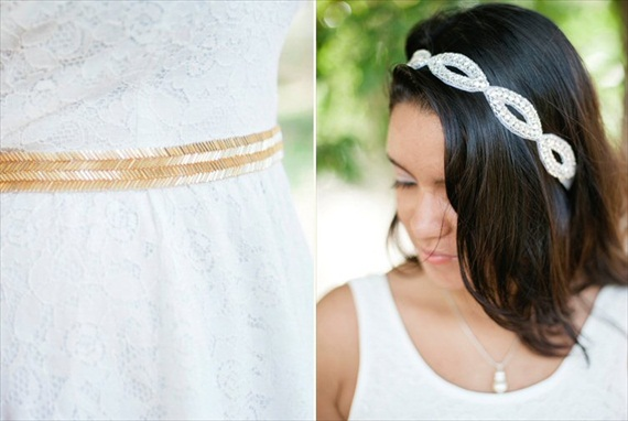 Gift for Bridesmaids - Wedding Accessories by Nestina Accessories