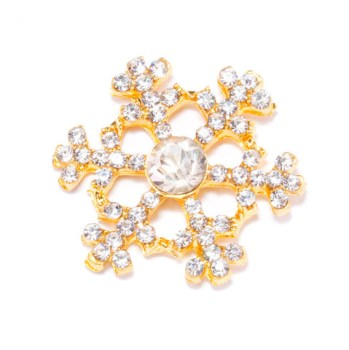 rhinestone wedding brooches