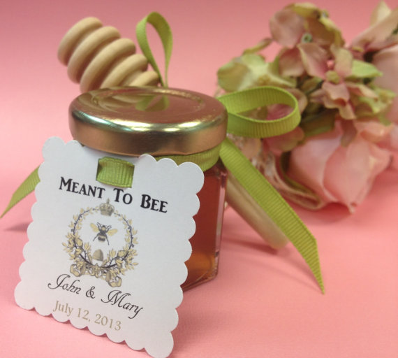 50 Best Bridal Shower Favor Ideas: Honey Bridal Shower